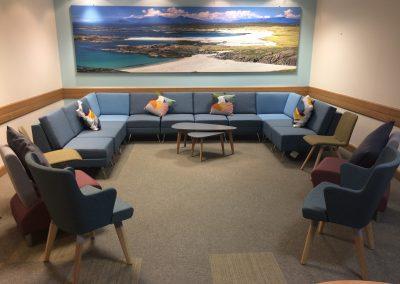 Glasgow seascape hearing room