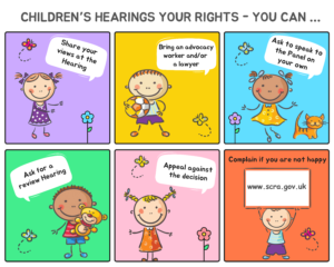 Comic Strip - Your Rights